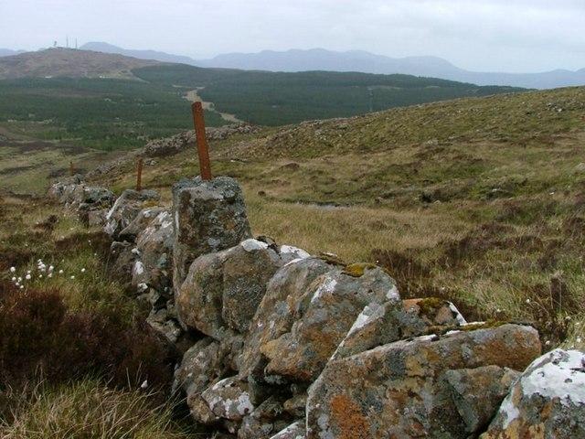 Wall, 'S Airde Beinn