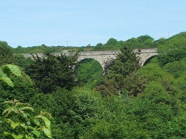 Cober Valley viaduct