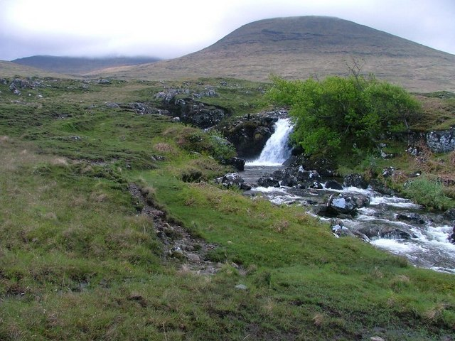 Waterfall, Abhainn na h-Uamha