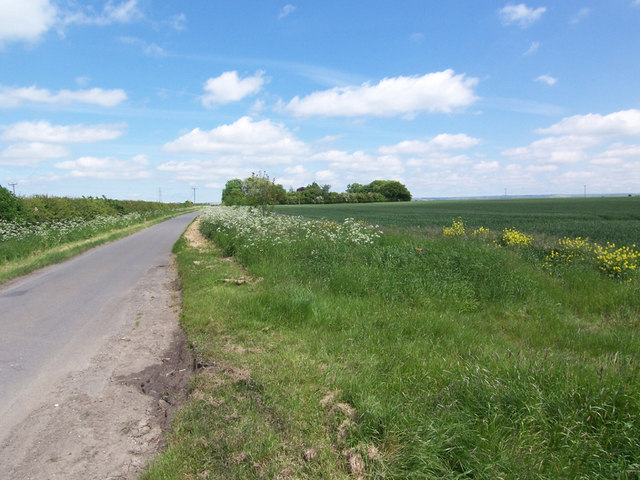 The Road to Howsham