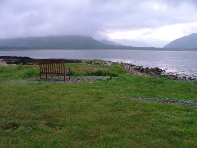 Seat, Loch na Keal