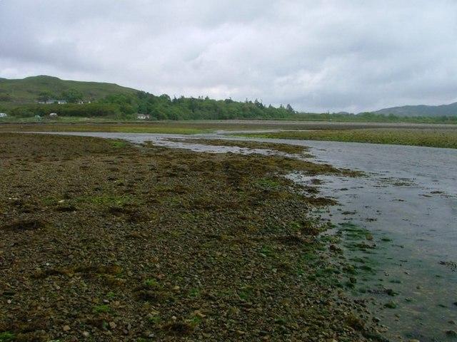 River Ba, Loch na Keal