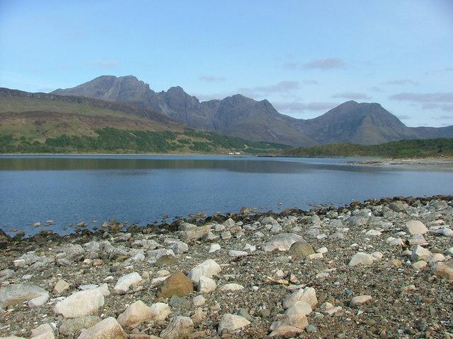 Camas Malag & Loch Slapin
