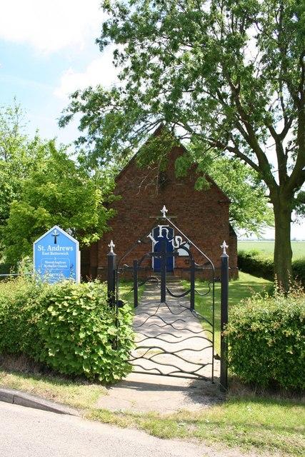 St.Andrew's, East Butterwick