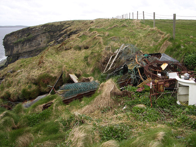 Clifftop obstacles