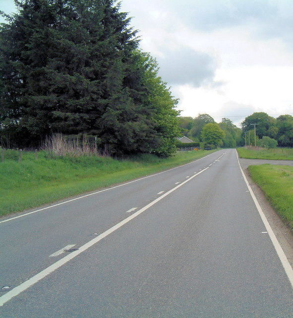 A947 to Newmachar