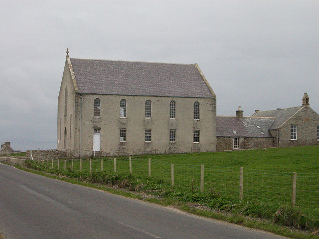 United Free Church, Westray