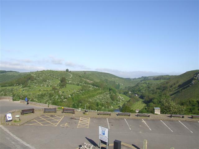 Monsal Head carpark