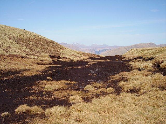 Bog on Cruach nan Capull