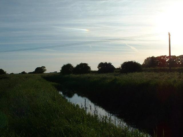 River Babingley, West Norfolk.