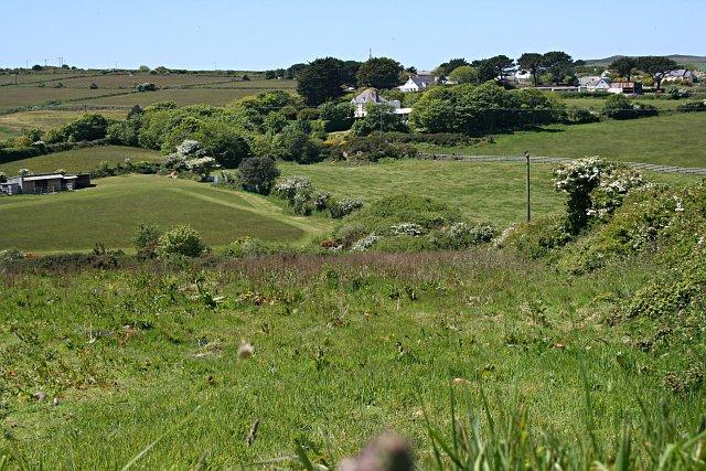 Towards Greenacres Farm