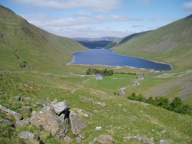 Talla Linnfoots and Talla Reservoir