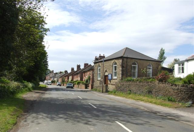 The Methodist Church, Cutthorpe