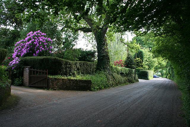 Tiverton: Uplowman Road