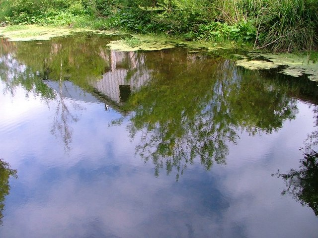 Restored Sawmill Pond