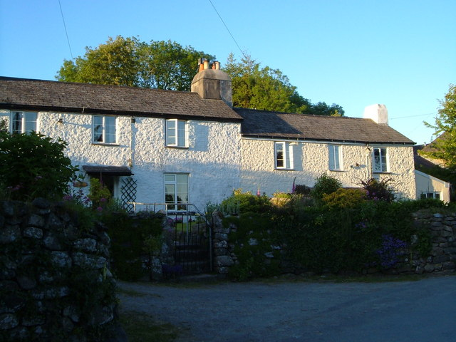 Torrhill Cottages, Godwell Lane