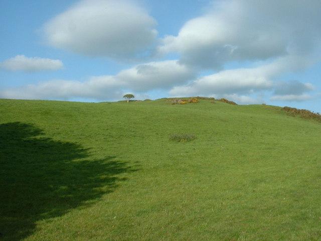 Caer Caradog, near Cerrigydrudion