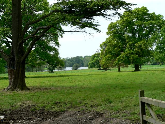 Houghton Hall Lake