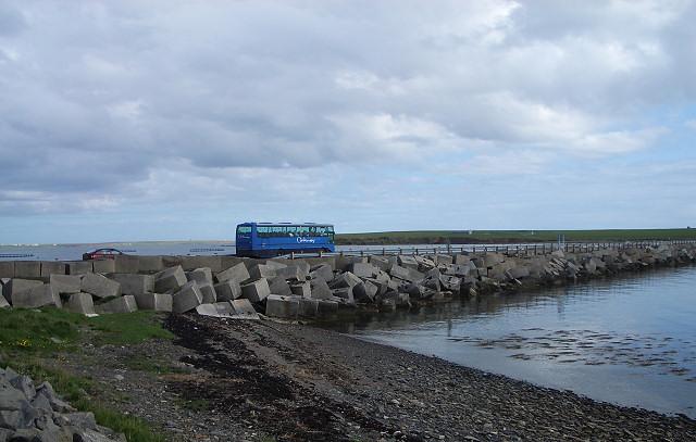 Churchill Barrier no 1