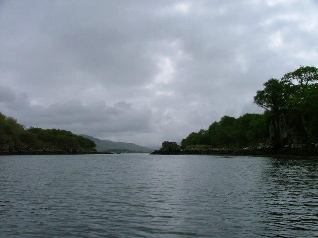 Loch a' Chumhainn
