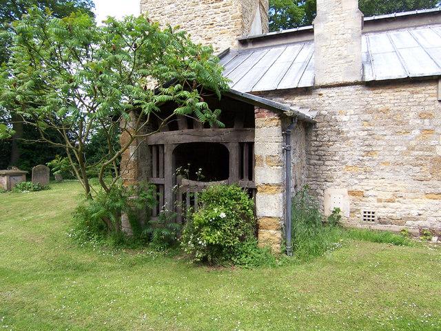Cadney Church Porch