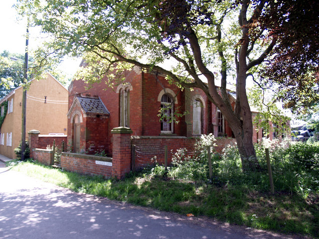 Cadney - Disused Chapel