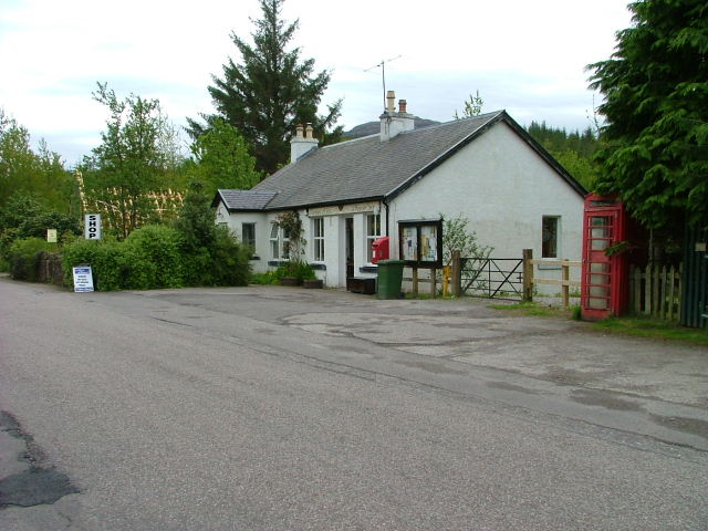 Kishorn Shop and Post Office