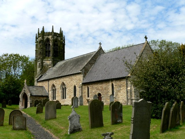 Sancton Parish Church