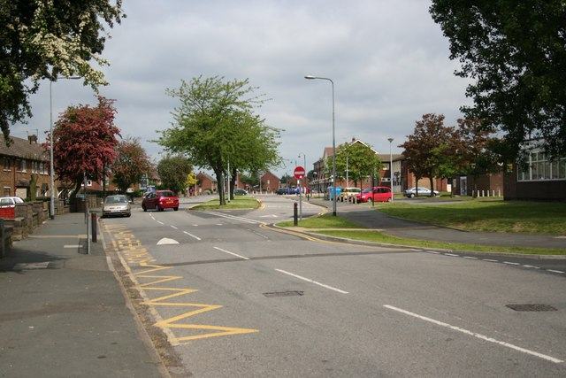 Willoughby Road, Riddings