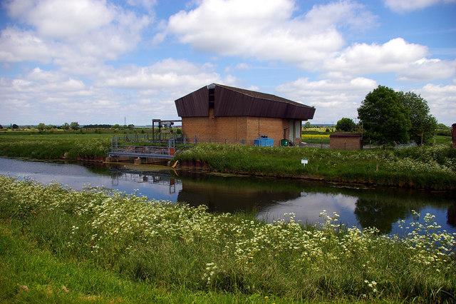 Anglian Water - Cadney Intake