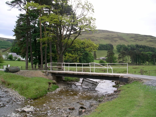 Bridge over the Manor Water, Langhaugh