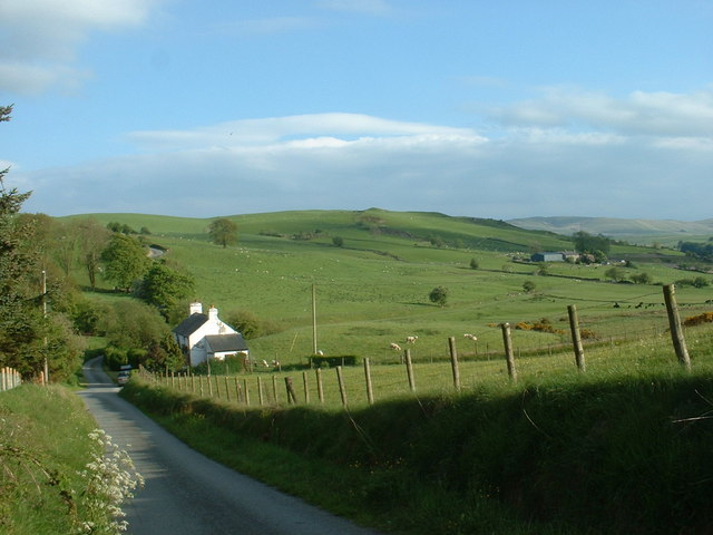 House near Nant y Felin