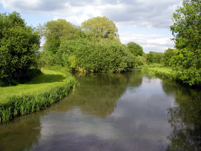 River Test south of Horsebridge