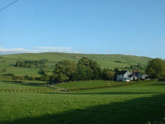 Ystrad Fawr farm