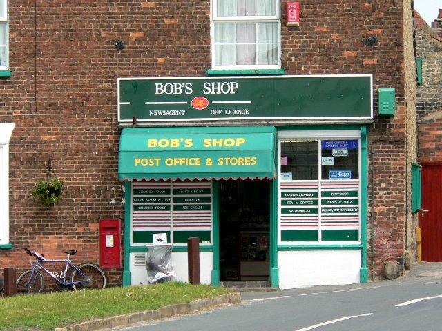 Bob's Shop, North Newbald