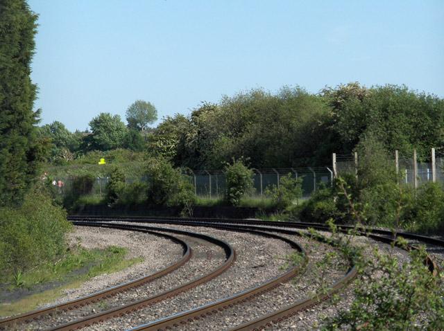 Railway, Didcot