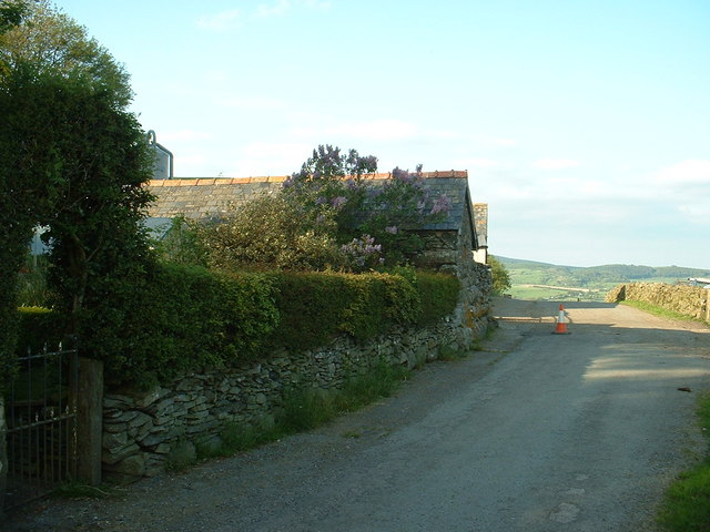 Bryn-llys farm