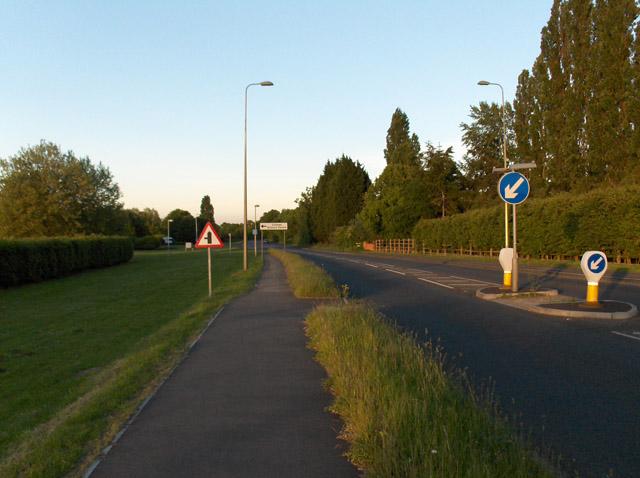 A415, Culham