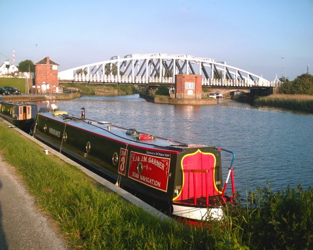 Acton Bridge, Weaver Navigation