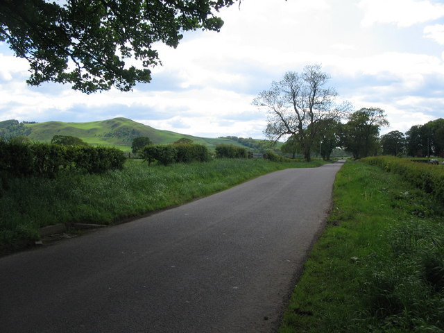 The lane to Parkgate