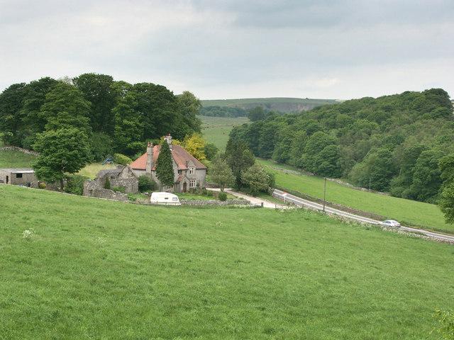 Countryside near Tissington