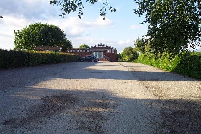 Cannock Wood and Gentleshaw Village Hall