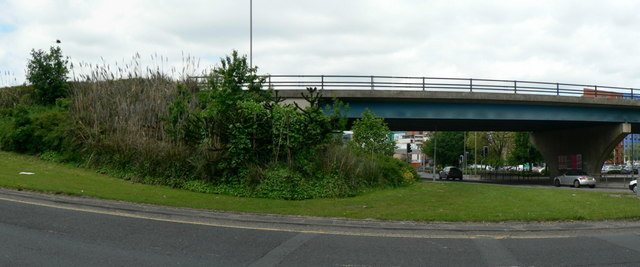Flyover, Leeds Inner Ring Road