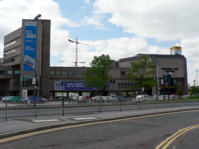Yorkshire Post building, Wellington Street, Leeds