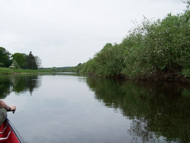 River Isla via Open Canoe