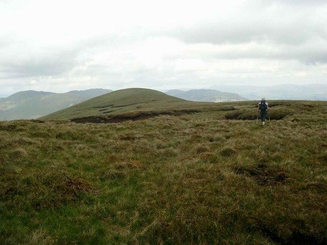 The south ridge of Am Beannan