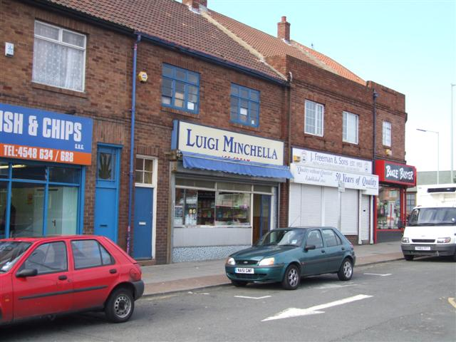 Minchellas Ice Cream Parlour