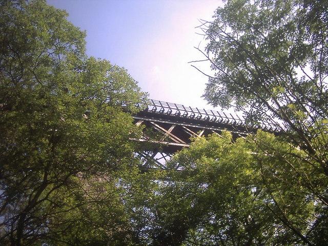 Larkhall viaduct