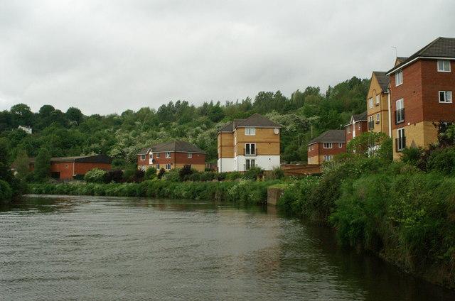 Quayside Village, River Avon, Crew's Hole