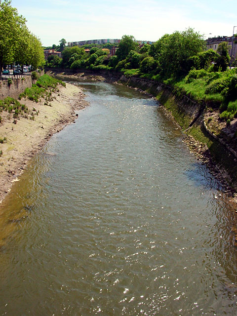 River Avon from Bedminster Bridge